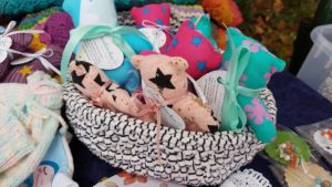 Sternenbärchen, genäht für Sternenkinder-Eltern